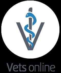 Vets Online Logo