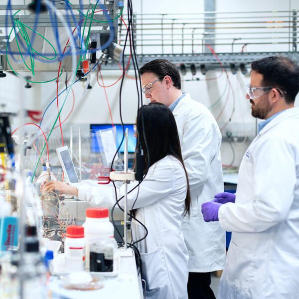 Nationale Weiterbildung Labor